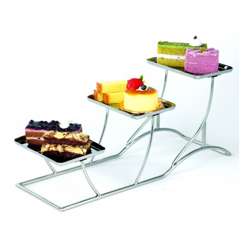 Afternoon tea stand-3 tiers -  sn-4415-pm