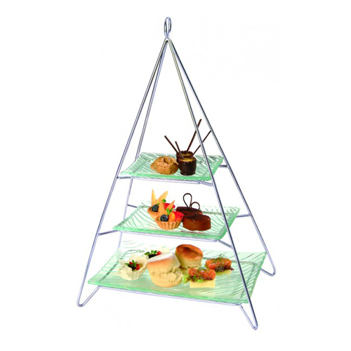 Afternoon tea stand - 3 tiers