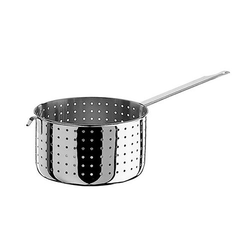 Colander with 1 handle and hook - 509009