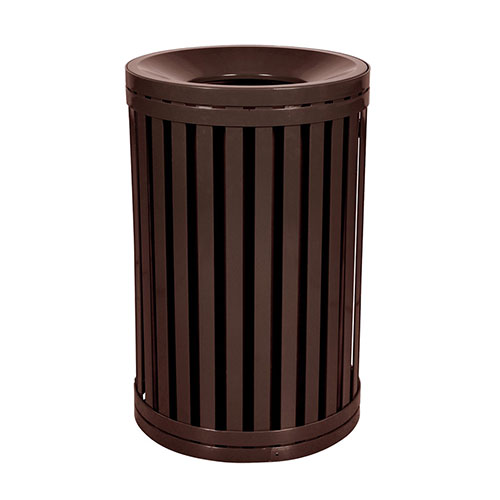 Outdoor garbage canzoa-73