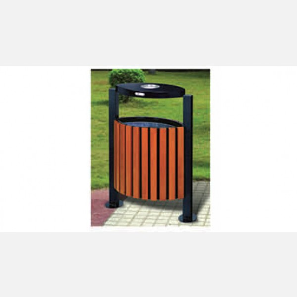 Outdoor garbage canzoa-112