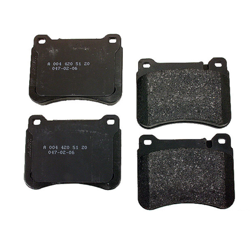 AUTO STAR 0044205120 BRAKE PADS W203 (C350)_2