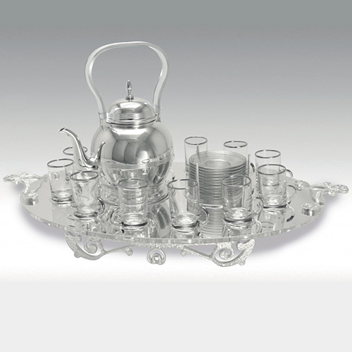 C 3035 pm / coffe set:oval tray