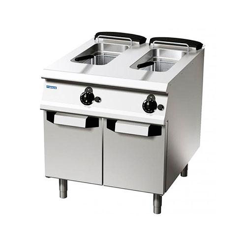 2-basins electric deep fat fryer  7415/10fre