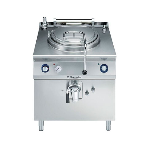 Gas boiling pan   93/10pgd05