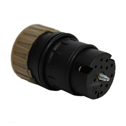 Gear socket 203 540 0253