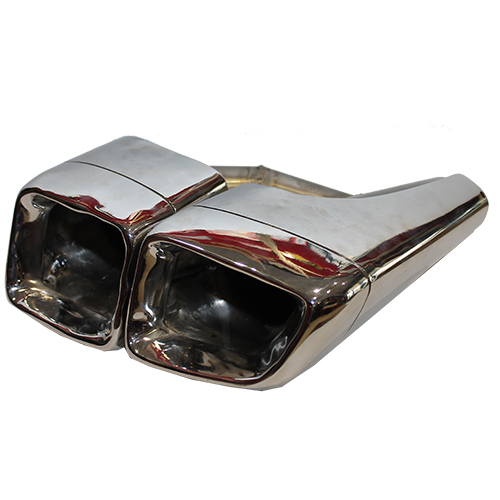 221 490 0005 exhaust pipe