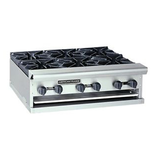 TABLE TOP 6 RANGE GAS COOKER_2