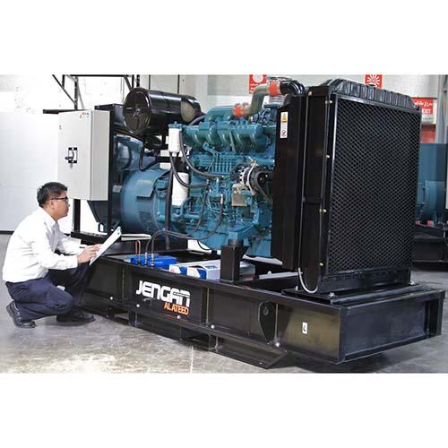 Jengan al ateed jga250-ot diesel engine powered generator sets
