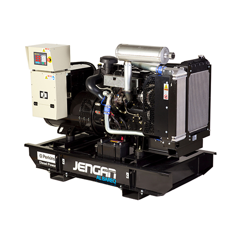 Jengan al bareq jgb-0030-ot/ct diesel generator set