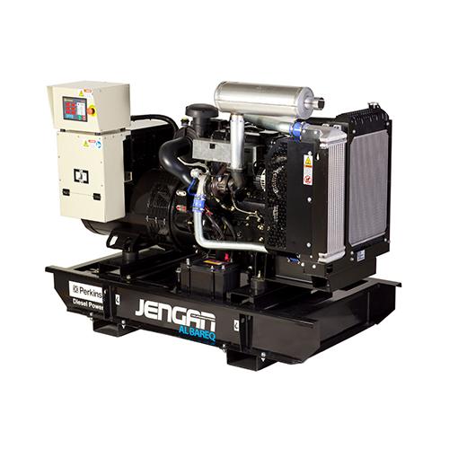 Jengan al bareq jgb-0150-ot-ct diesel generator set