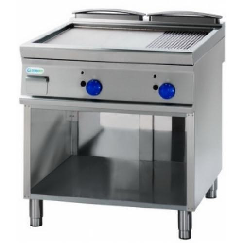 Gas grill double