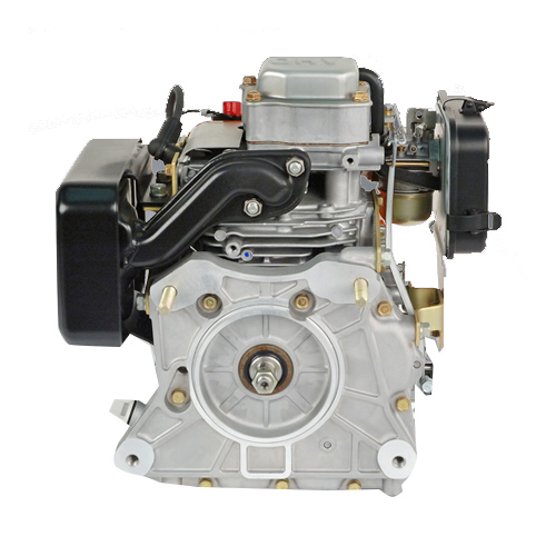 Subaru Robin EH12 - 2D Air Cooled 4 Cycle OHV Gasoline Engine_4