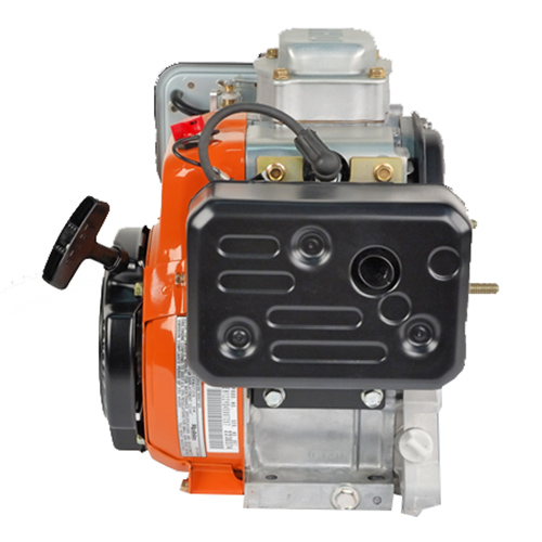 Subaru Robin EH12 - 2D Air Cooled 4 Cycle OHV Gasoline Engine_5