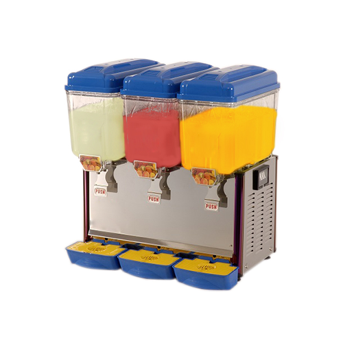 Juice dispenser triple