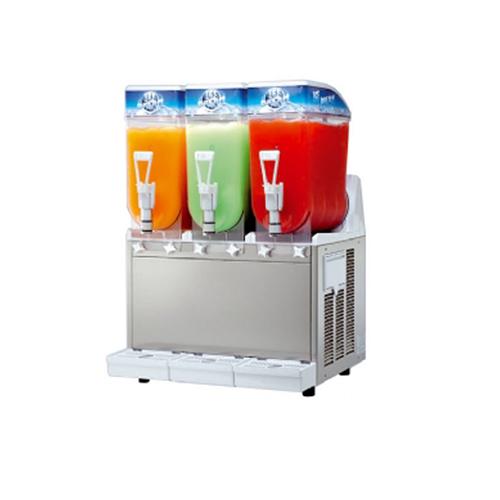 Slush freezer triple