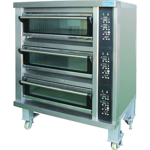 GAS DECK OVEN_3