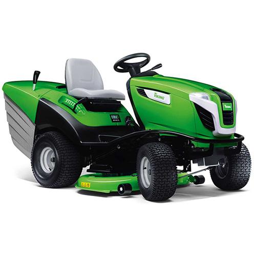Viking mt 6112 zl electric & petrol lawn mower