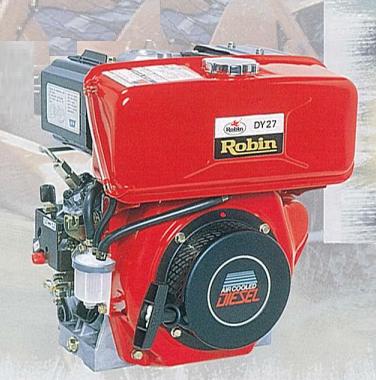Subaru Robin DY27-2B Air cooled 4 cycle DIesel Engine_2