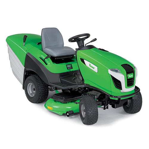 Viking mt 6112 c petrol lawn tractors & ride on mowers