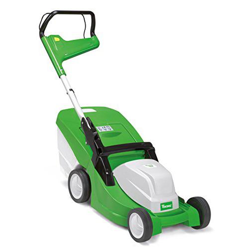 Viking me 443 c electric & petrol lawn mower
