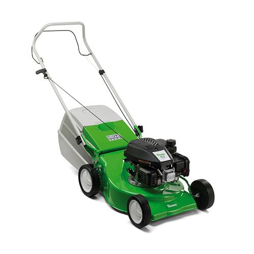 Viking mb 248 electric & petrol lawn mower