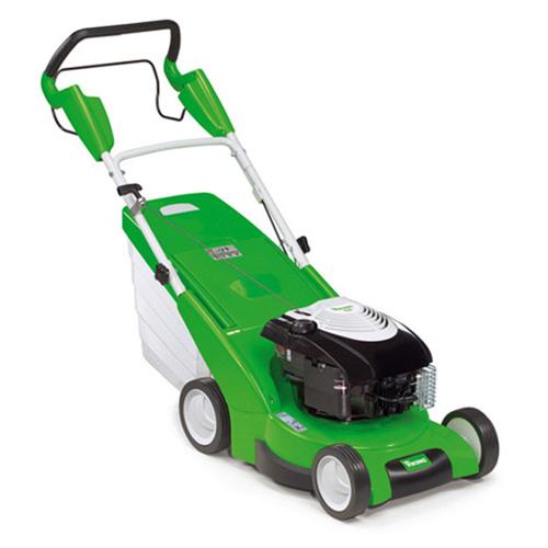 Viking mb 545 electric & petrol lawn mower