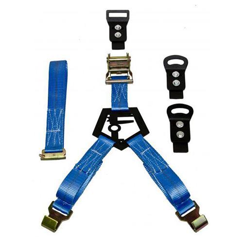 Mounted rapid strap - blue bm1tsbl