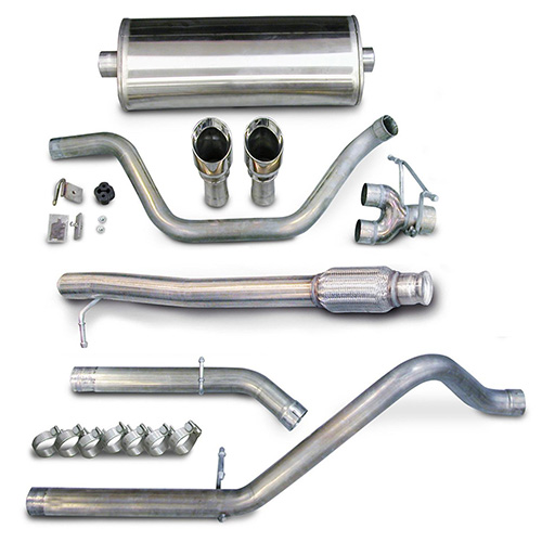 CORSA TOURING CAT-BACK EXHAUST 14923_2