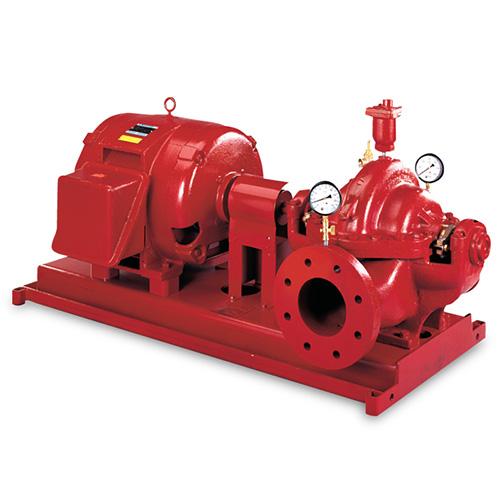 Pentair Horizontal Split Case Fire pump sets_2