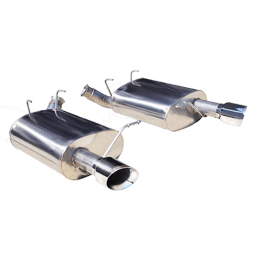 Corsa sport axle-back exhaust system 14319