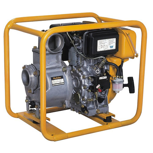 Subaru Robin PTD206 Self-Priming Centrifugal Pump (Diesel)_2