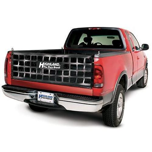 Highland black truck tailgate net 95008