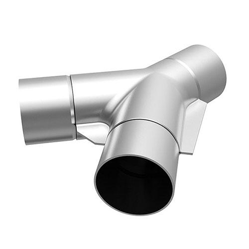 Magnaflow y-pipe smooth transition 10733