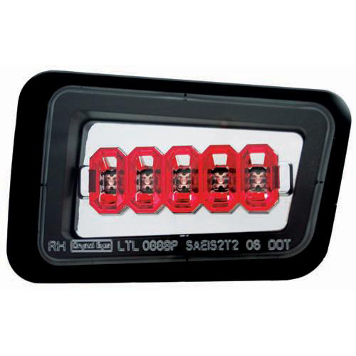 05-08 HUMMER H2 IPCW CRYSTAL CLEAR BACK UP LIGHT LEDT343BPC_2