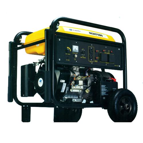 Subaru Robin RGH7500 Commercial Gasoline Engine Powered Portable Generator_2