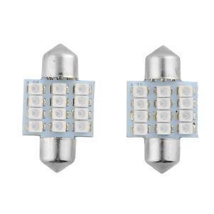 Led dome light 2288-4w