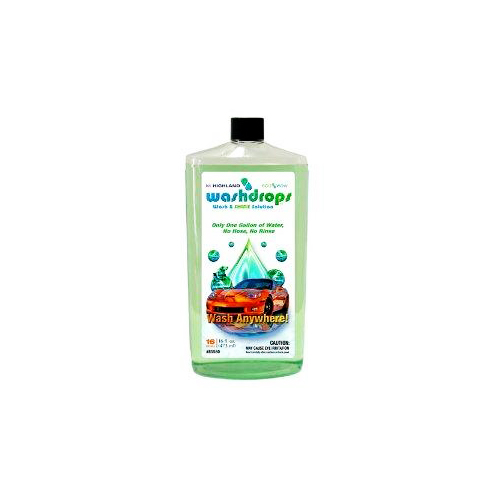 Wash and shine solution 85580