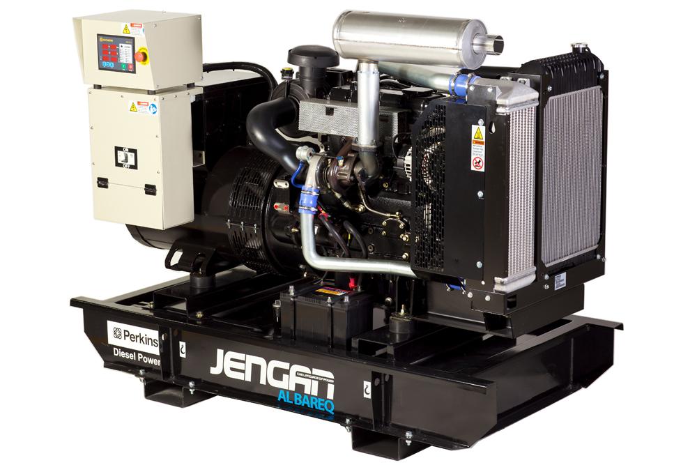 Jengan Al Bareq   JGB0300-OT/CT DIESEL GENERATOR SET_2