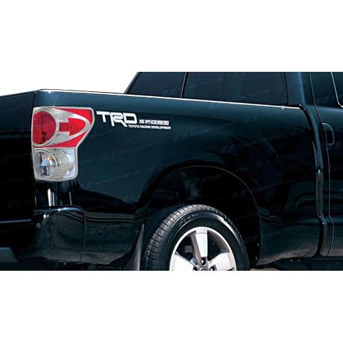 Tail light bezel trim kit ccitlb26901