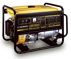 Subaru Robin RGV75000 Heavy Duty Generator Units For Professionals_3