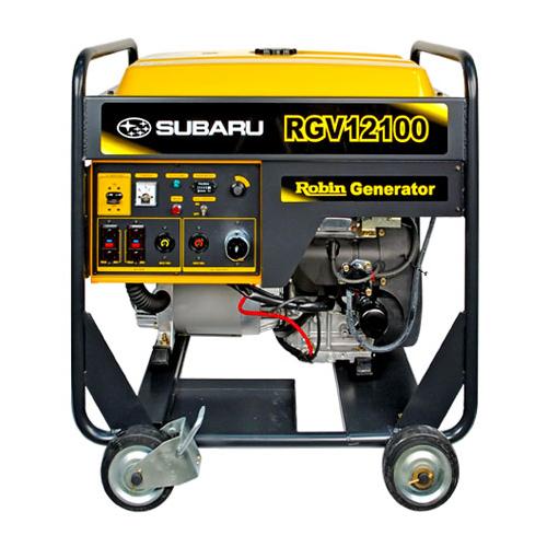Subaru Robin RGV12100 Heavy Duty Generator Units For Professionals_2