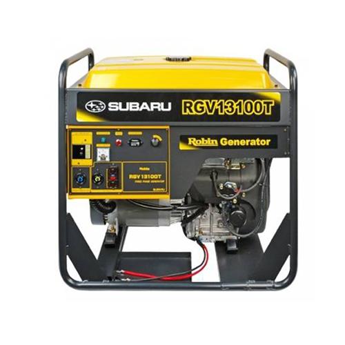 Subaru Robin RGV13100T Heavy Duty Generator Units For Professionals_2