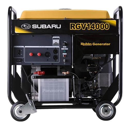 Subaru Robin RGV14000 Heavy Duty Generator Units For Professionals_2