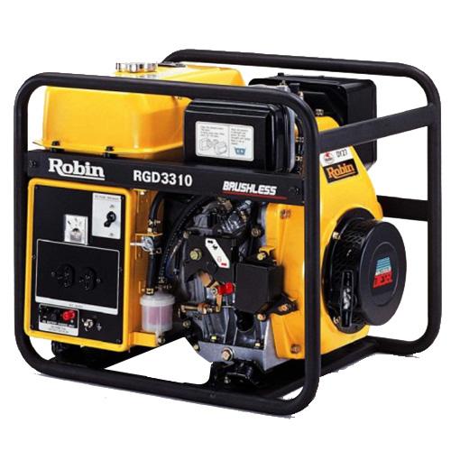 Subaru Robin RGD3310 Long Life Diesel Engine Powered Generators_2