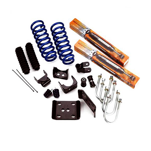 07-13 sir/sil 1500 ec,cc ground force lowering kit 3