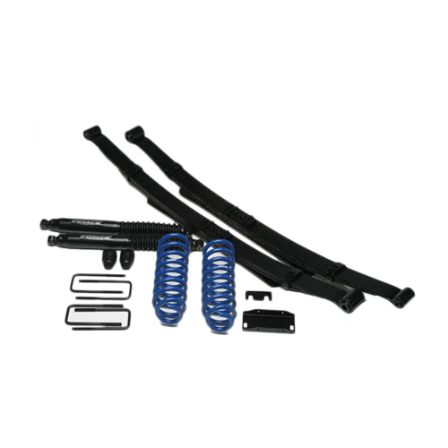 Ground force complete lowering kit 2009-2012 ford f-150 2wd- 9861
