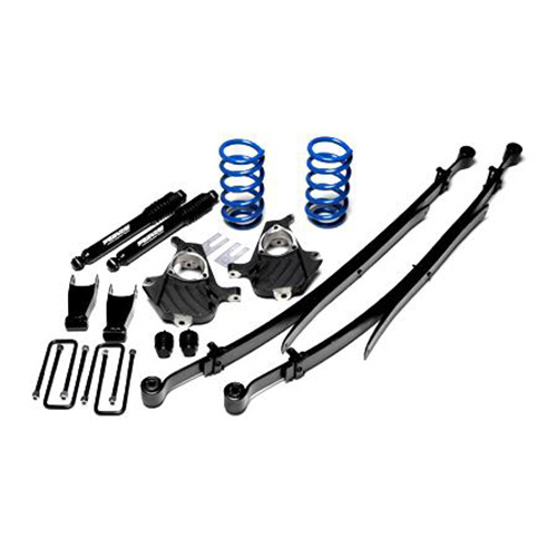 07-13 sir/sil 1500 ground force lowering kit 3