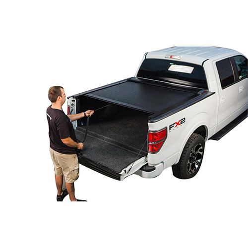 RAPTOR XSB BED PACE EDWARDS SWITCHBLADE TONNEAU COVER SWF2843_2
