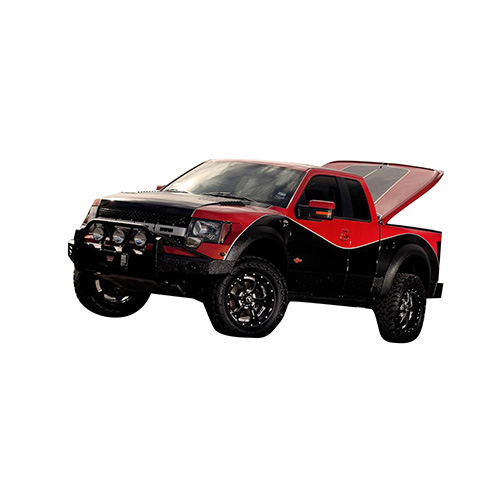UNDERCOVER SE SMOOTH TONNEAU COVER UC1076S_2